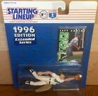 1996 Jeff Conine Florida Marlins Extended Starting Lineup in pk w/ Baseball Card