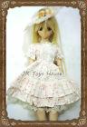 1/3 Dolls  Classical Lolita Calico One-piece set Whirt fit Volks SD DD