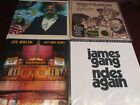 JOE WALSH JAMES GANG SET 24 KARAT GOLD CD & 3 AUDIOPHILE 180 GRAM LP'S + BONUS