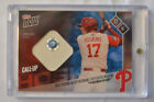 2017 Topps Now Rhys Hoskins Players Weekend Game-Used Jersey Relic PWR-4A
