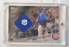 2017 Topps Now Kris Bryant Players Weekend Game-Used Jersey Relic PWR-1B # to 99