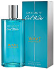 COOL WATER WAVE by Davidoff cologne for men 4.2 oz New in Box