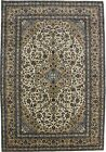 Amazing S Antique Handmade Cream Vintage Persian Rug Oriental Area Carpet 10X14