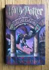 HARRY POTTER AND THE SORCERERS STONE JK Rowling 6th Print SIGNED