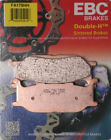 EBC Brake Pads for 2012 Yamaha Yp400 Majesty Disc Brake Pad Set, Fa179Hh