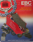 EBC Brake Pads for 2001 Husqvarna Te 570 Disc Brake Pad Set, Fa181X