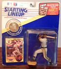 Starting Lineup 1991 Bobby Bonilla Figurine w/baseball card and coin