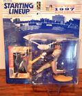 Starting Lineup 1997 Henry Rodriguez Figure and Card MLB