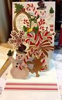 ANNA GRIFFIN Holiday Pop Up CHRISTMAS Cardmaking Kit  Makes 50 Cards WOW