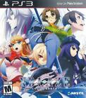 XBlaze Code: Embryo PS3 Complete NM Play Station 3, video games
