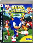 Sega Superstars Tennis PS3 Complete NM Play Station 3, video games