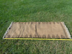 *~ESTATE ATTIC FIND~*  ANTIQUE PRIMITIVE RUG RUNNER  79