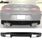 Fits 16 20 Chevy Camaro OE Factory Style Rear Bumper Lip Diffuser PP