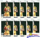 Kevin Durant Rookie Cards and Autographed Memorabilia Guide 34