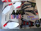 TEAM Honda graphics & backgrounds Honda CRF450R CRF450   2005-2008  #70036