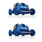 Aquabot Pool Rover Junior Jr Above Ground Swimming Pool Robot Cleaner 2 Pack