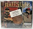 Nuffstylez Culture Shock sealed CD nos