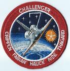 NASA SPACE SHUTTLE STS 7 MISSION PATCH