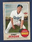 2017 Topps Heritage High Number Baseball Cards 71