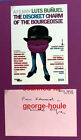 BULLE OGIER SIGNED ACTRESS BUNUEL DISCREET CHARM OF THE BOURGEOISIE