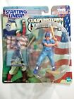 George Brett Kansas City Royals 1999 Starting Lineup In Package Cooperstown