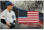2014 Donruss Masahiro Tanaka Card Includes Japanese Variation 5