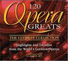 Various Artists - Opera Greats - The Ultimate Colle... - Various Artists CD FEVG