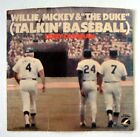 WILLIE MAYS MICKEY MANTLE DUKE SNIDER TALKING BASEBALL 45 RPM HALL OF FAME