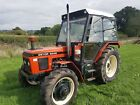 zetor 6245 4x4 tractor excellent condition one owner 4300 hours