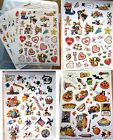 New MARY ENGELBREIT SEASONS SIX 85X11 SHEETS 220 Stickers ALL THE HOLIDAYS