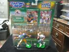 1999 Starting Lineup Classic Doubles College & Pro Troy Aikman Action Figures