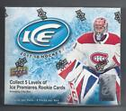 UPPER DECK ICE 2017-18 FACTORY SEALED HOCKEY HOBBY BOX
