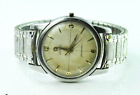 1954 Men's Omega Seamaster Bumper Automatic 354 Case 2767-6 34mm Stainless Watch