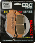 BMW 99-03 C1 125 200 Front SFA Sintered Scooter Brake Pads EBC SFA209/2HH