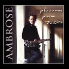 Ambrose-Pleasure Pain Dezire CD NEW
