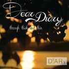 Dear Diary-Through Thick and Thin CD NEW