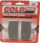 Suzuki RF 900 RS Brake Disc Pads Front L/H Goldfren 1995