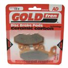 Hyosung RX 125 SM Brake Disc Pads Rear R/H Goldfren 2006-2010