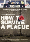 FRANCEDAVID How To Survive A Plague DVD NEW