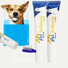 Edible Pet Dog Cat Toothpaste Teeth Cleaning Care Oral Hygiene Supplies Newly