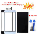 For Ulefone Tiger LCD Display Touch Screen Digitizer Replacement + Repair Tools