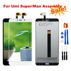 For Umi Super/Max LCD Display+Touch Screen Digitizer Assembly with Repair Tools