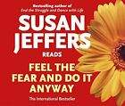 Feel the Fear and Do It Anyway - Jeffers, Susan CD 56VG The Fast Free Shipping