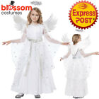 CK1335 Starlight Angel Party Christmas Xmas Fancy Dress Girls Nativity Costume