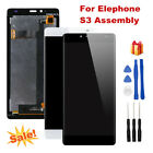 For Elephone S3 LCD Display + Touch Screen Digitizer Assembly Replacement + Tool