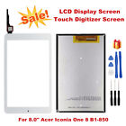 For Acer Iconia One 8 B1 850 Touch Digitizer Screen LCD Display Replacement Tool