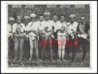 Vintage photo Moro warriors Datu barong sword Philippines 1960 large LOOK kris
