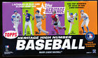 2015 TOPPS HERITAGE HIGH NUMBERS FACTORY SEALED HOBBY BOX CORREA BRYANT LINDOR