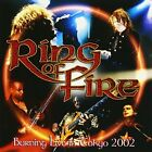 RING OF FIRE-BURNING LIVE IN TOKYO 2002 (BONUS TRACK) (JPN) CD NEW