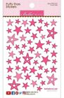 Bella Blvd Puffy Hearts Scrapbook Dimensional Stickers Punch Pink Mix